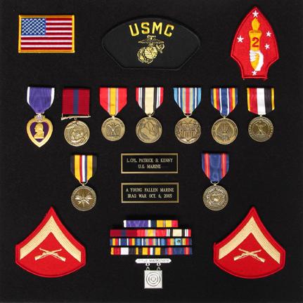 Lance Corporal Patrick B. Kenny
